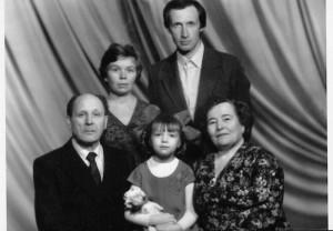 Семья Микеровых