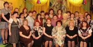 """Сотрудники детского сада """"Полянка"""""""
