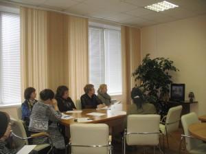 Встреча в ПФР
