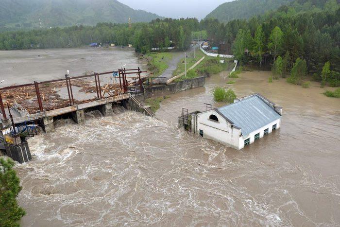 Покинет ли Обь родные берега: паводковые воды Алтая дойдут в четверг