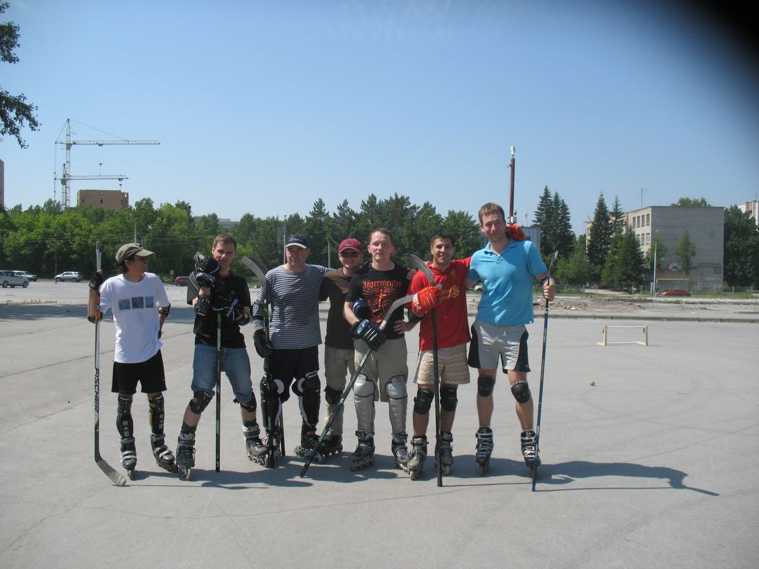 Проблемы летнего хоккея