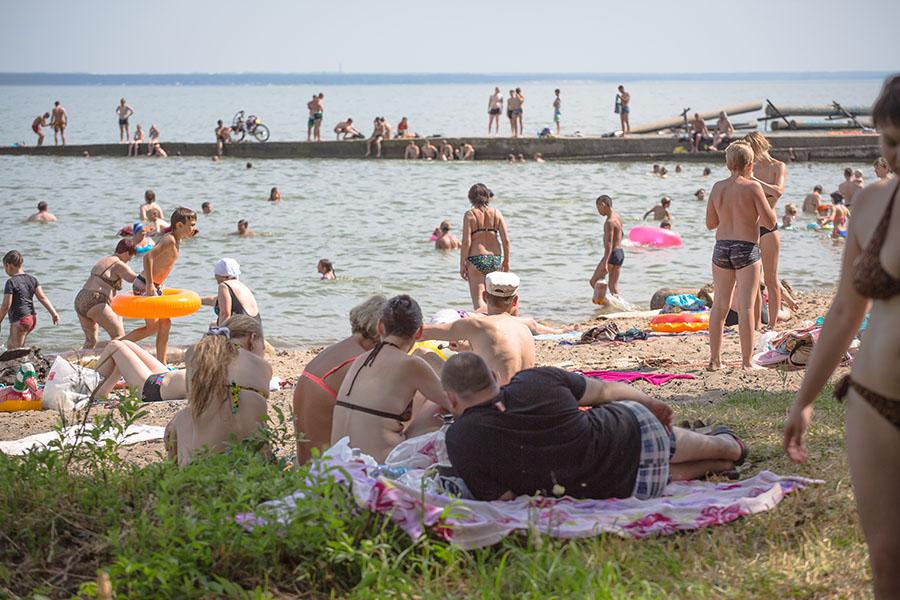 Осторожность — залог безопасного отдыха у воды!