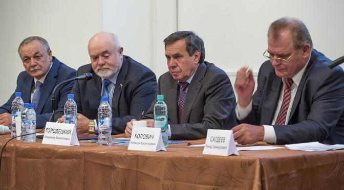 Владимир Городецкий: социальные программы будут выполнены