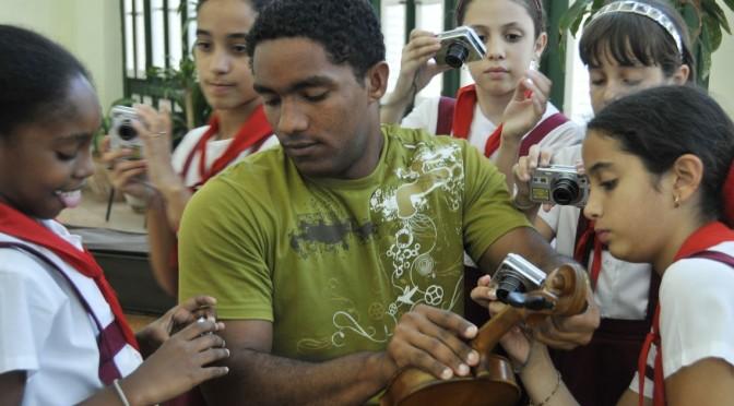 Кусочек далекой Кубы в Академгородке