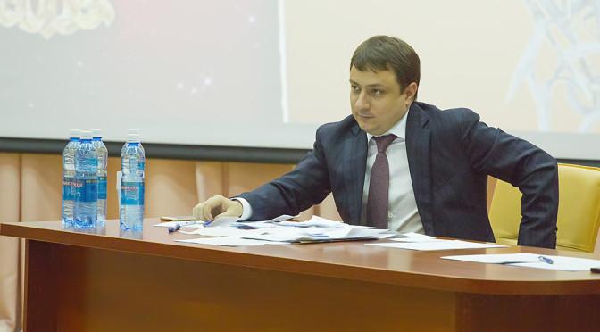 Алексей Андреев: работа на благо округа