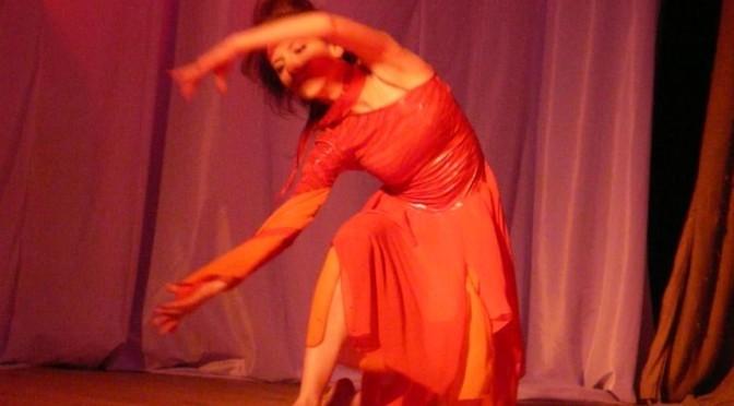 Любовь ее — балет