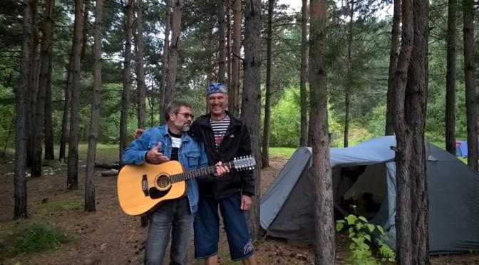 Новосибирская ГЭС поддержала фестиваль авторской песни «Под лампочкой»
