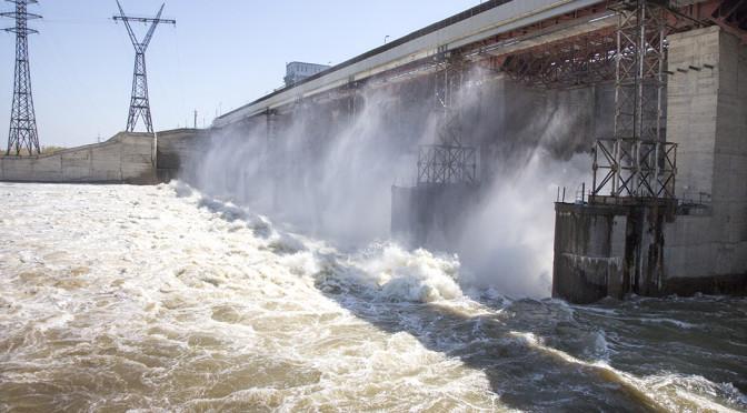 Новосибирская ГЭС открыла свои двери ветеранам