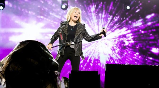 Главный женский рок-голос России Ольга Кормухина — в Новосибирске