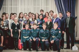 """Торжественное открытие проекта """"1135.1 Воровский"""""""