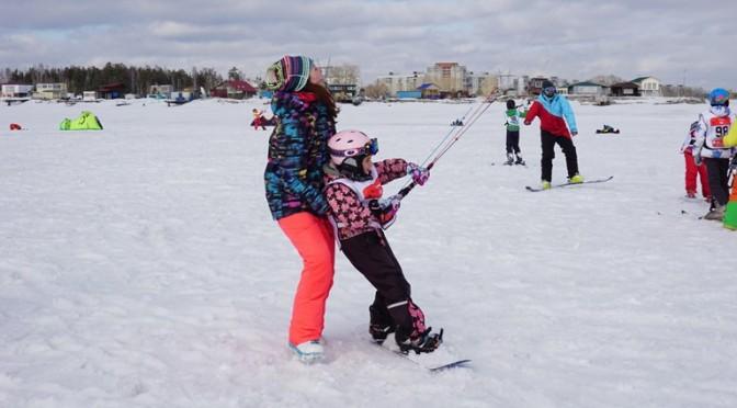 Новосибирская ГЭС помогает развитию парусного спорта