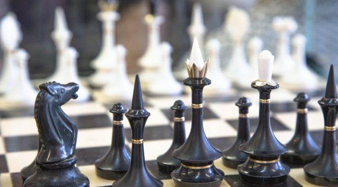 Шахматные турниры в честь 71-ой годовщины Великой Победы