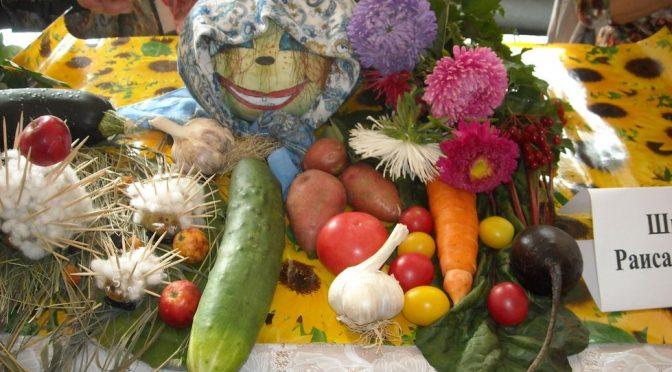 Наша урожайная «Золотая осень»