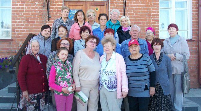 Ветераны ОбьГЭСа посетили Колывань