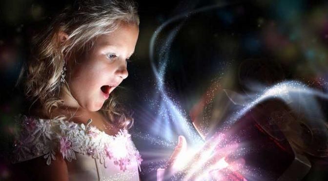 Стань волшебником и сделай мир добрее!