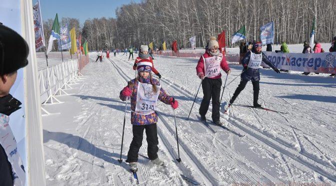 «Лыжня России-2017»: в Академгородке собралось более 5 тыс. лыжников