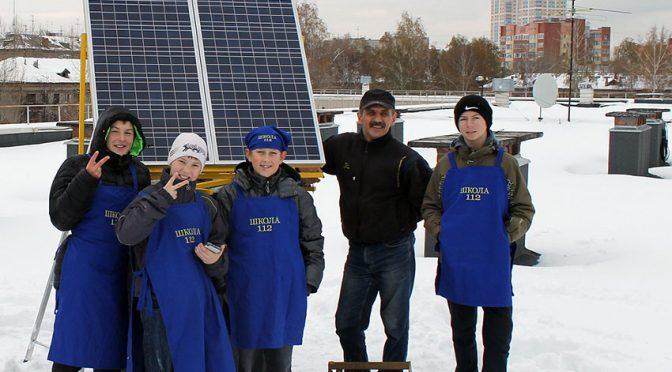 Новосибирская ГЭС поддерживает юные таланты