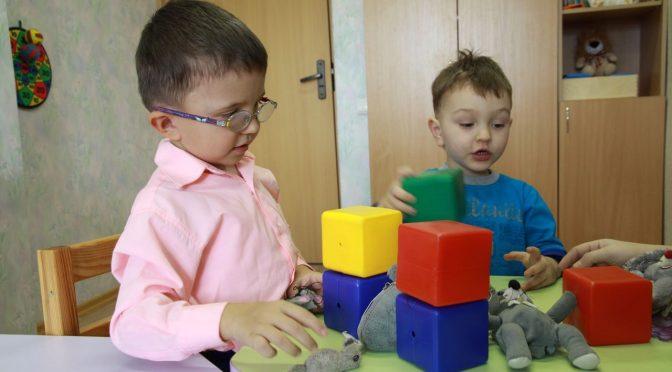 Социальная помощь важна для адаптации ребенка в мире