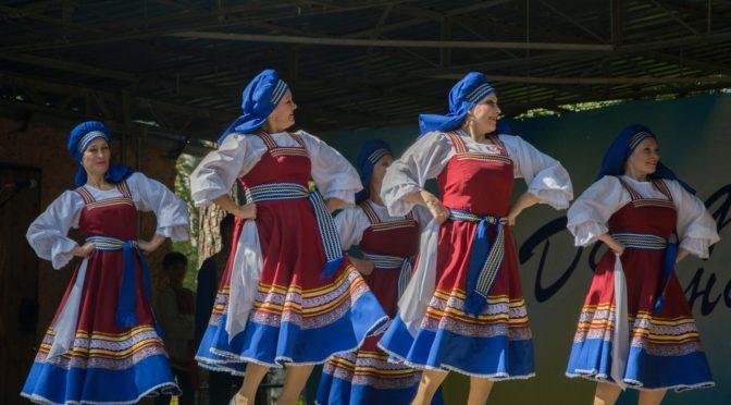80-летие Новосибирской области в Парке «У моря Обского» встретили с любовью