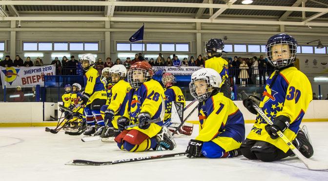 Хоккейный турнир в память о хорошем человеке