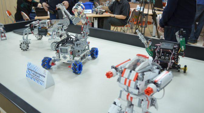 Лучшие в робототехнике
