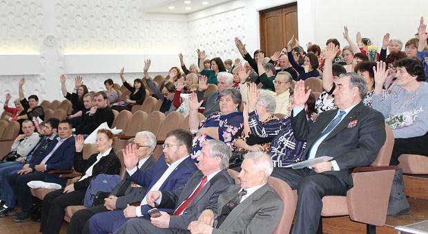 Районная конференция ТОС